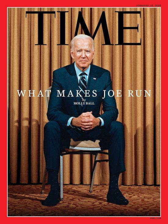 Joe Biden Time Magazine Cover